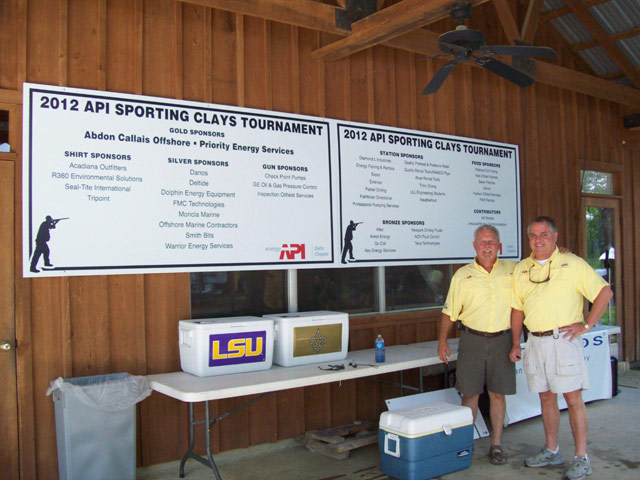 Sporting Clays Tournament 2012 2
